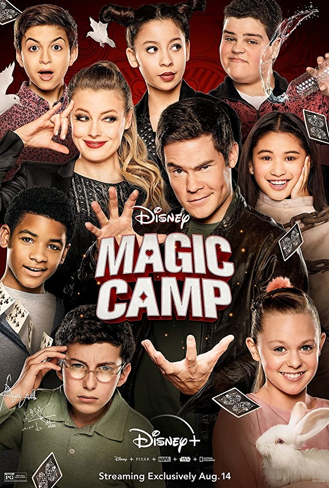 Magic Camp - IPTV